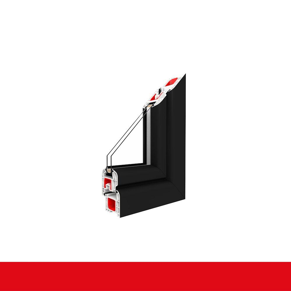 kunststofffenster schwarzgrau glatt dreh kipp 2 fach 3 fach verglasung alle gr en shop fenster. Black Bedroom Furniture Sets. Home Design Ideas