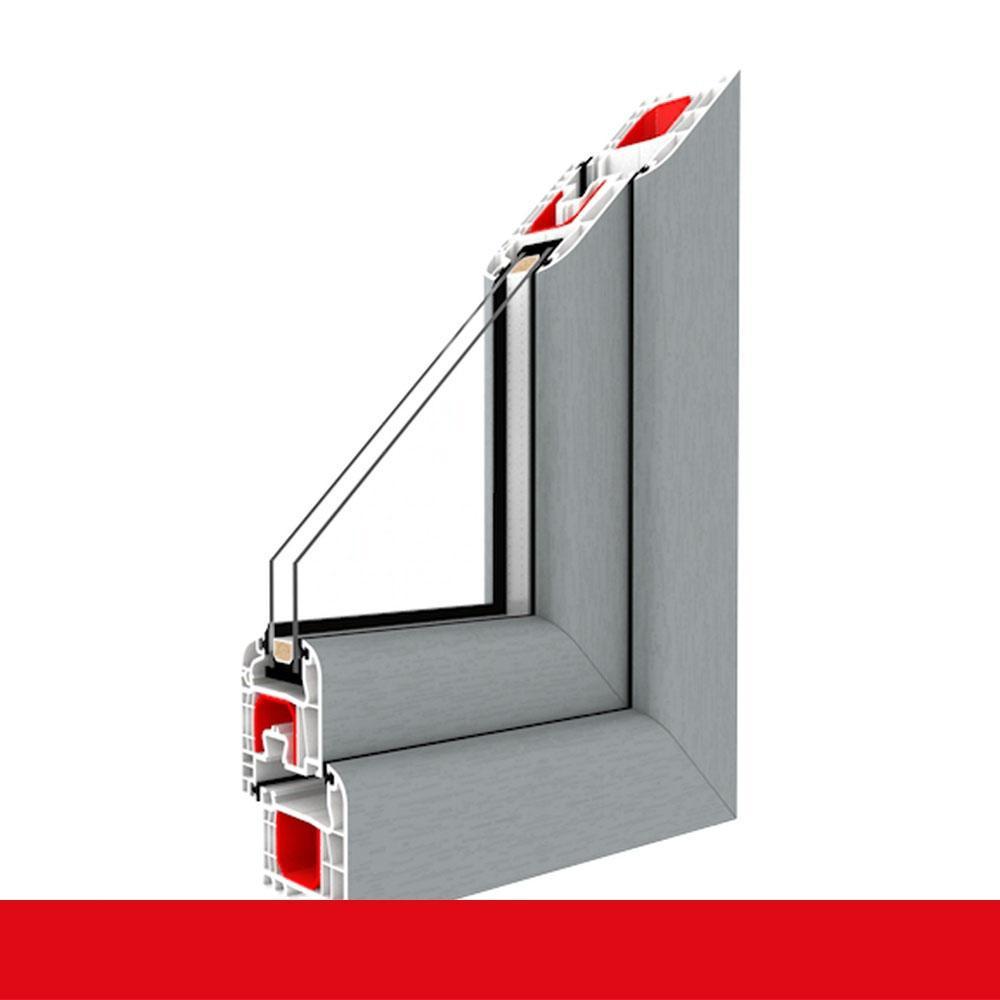 Relativ 1-flügelige Balkontür Kunststoff Dreh-Kipp Grau Shop Balkontüren 1  ED39