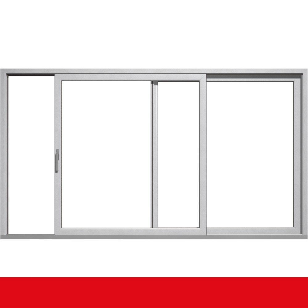 Schiebetür außen kunststoff  Hebe- Schiebetür Kunststoff Aluminium Gebürstet Shop Hebe ...