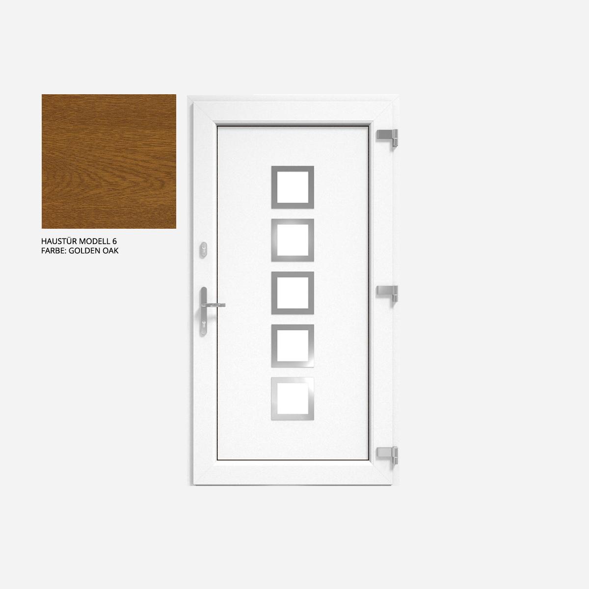 kunststoff haust r iglo 5 modell 6 golden oak shop haust ren modell 6. Black Bedroom Furniture Sets. Home Design Ideas