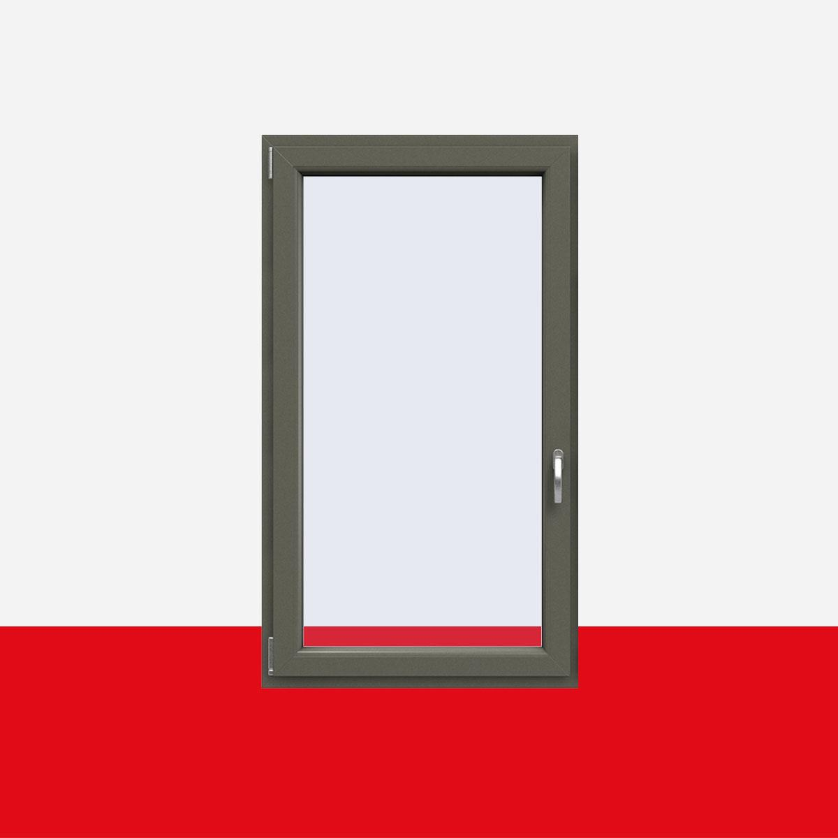 Kunststofffenster basaltgrau innen und au en dreh kipp for Fenster shop