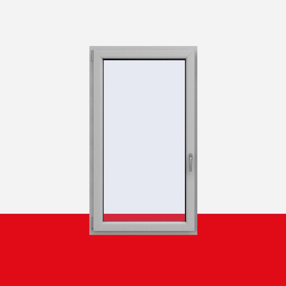Fenster außen  Kunststofffenster Silber D (Innen und Außen) Dreh Kipp Fenster 1 ...