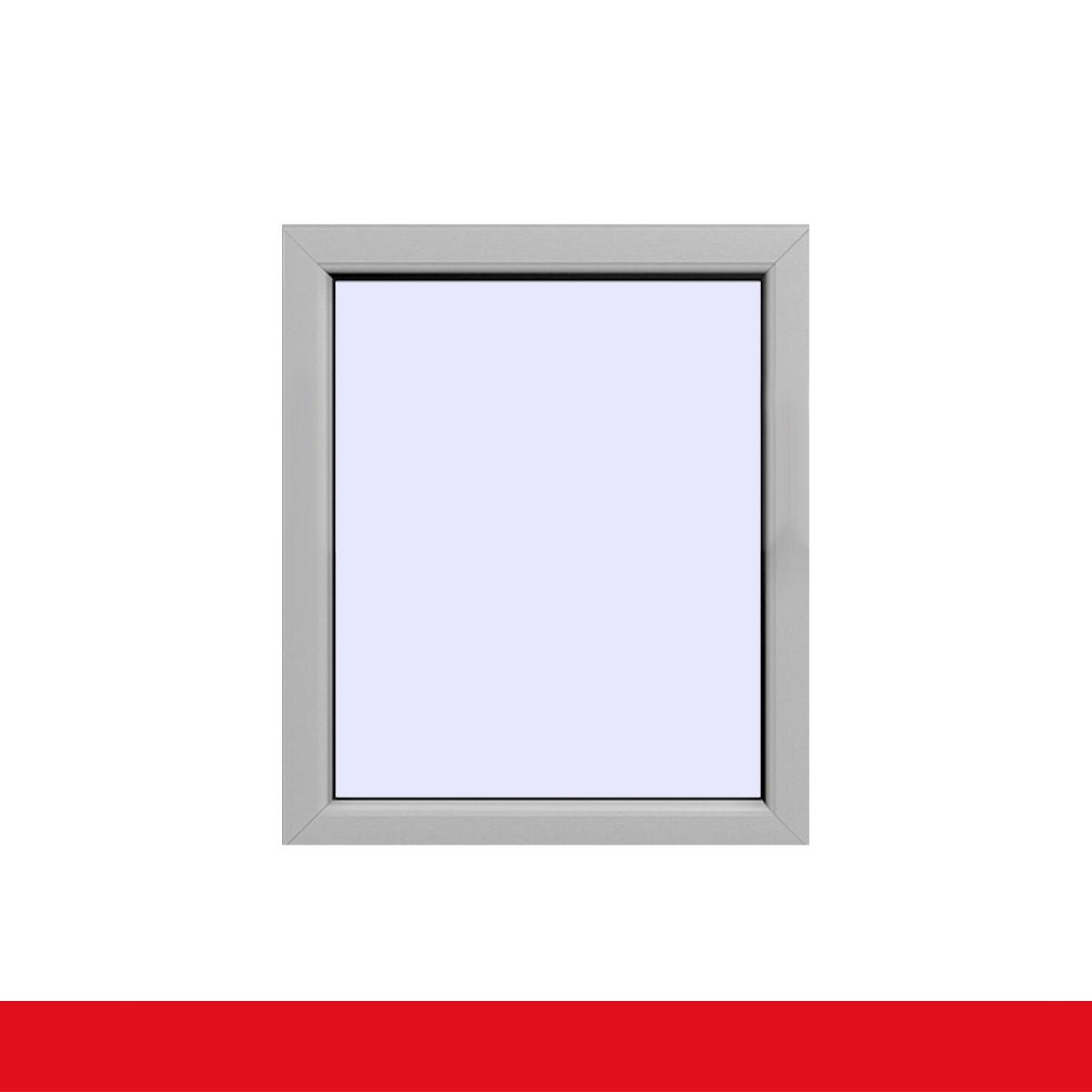 Festverglasung Fenster Silber D beidseitig 1 flg. Fest im Rahmen ...