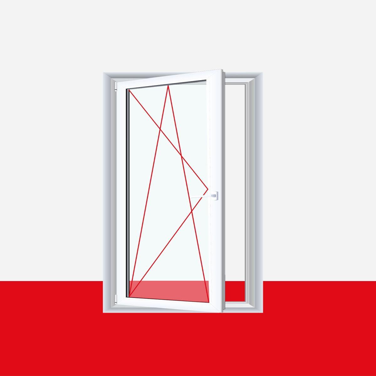 Fenster silvit 1 flg dreh kipp kunststofffenster - Fenster auf kipp ...
