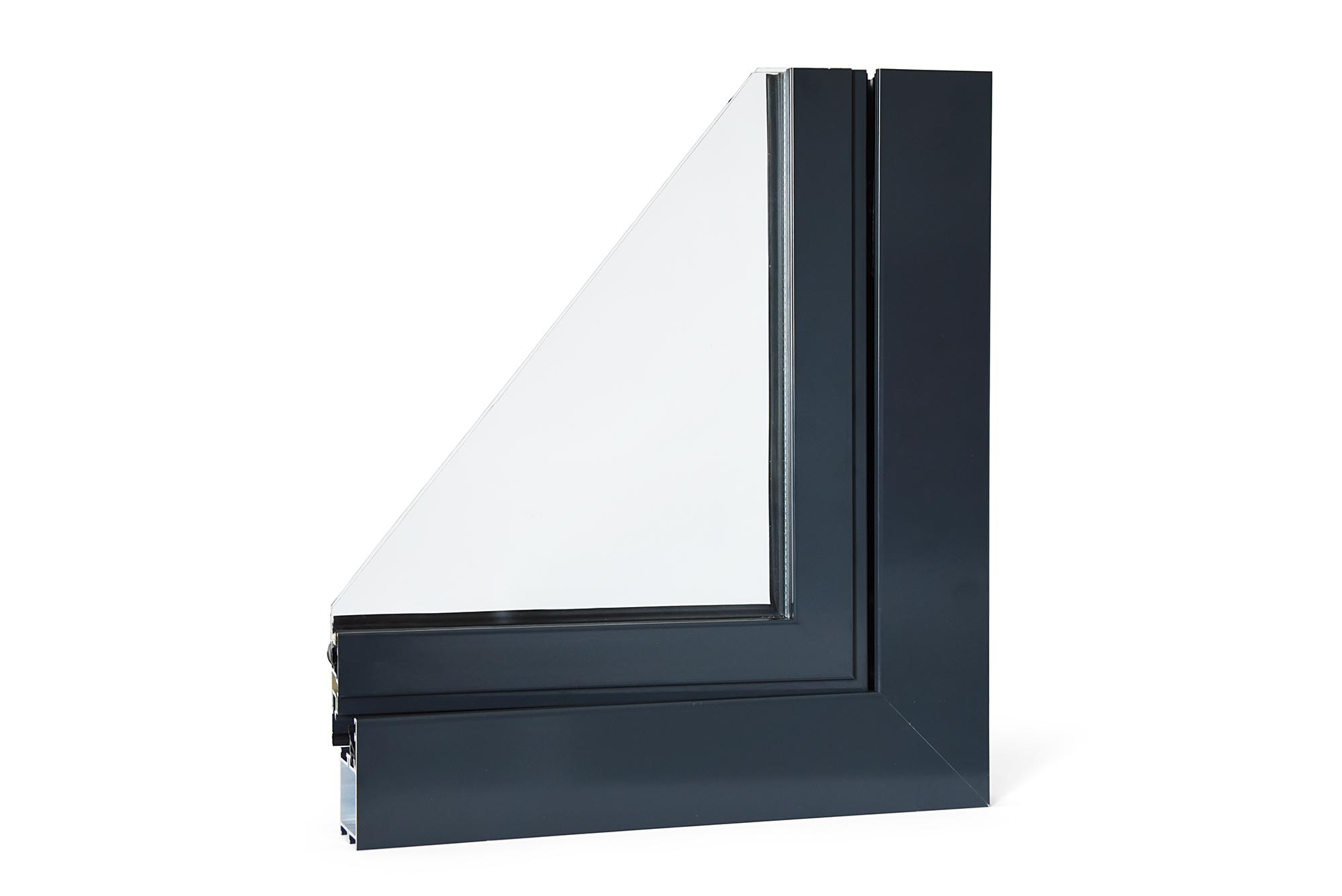 aluminiumfenster drutex alu mb 45 fenster dreh kipp wei. Black Bedroom Furniture Sets. Home Design Ideas