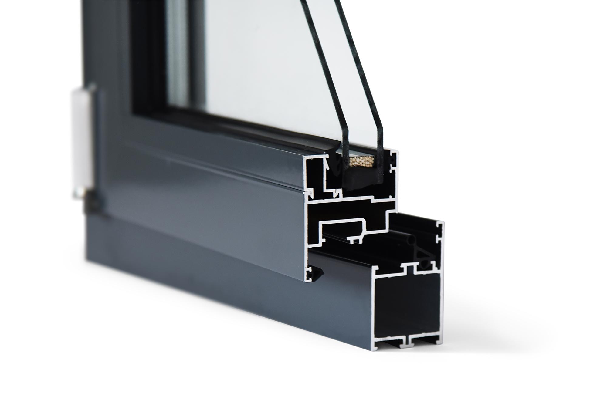 Fenster Ral 7016 aluminiumfenster drutex alu mb 45 fenster ral7016 anthrazit shop