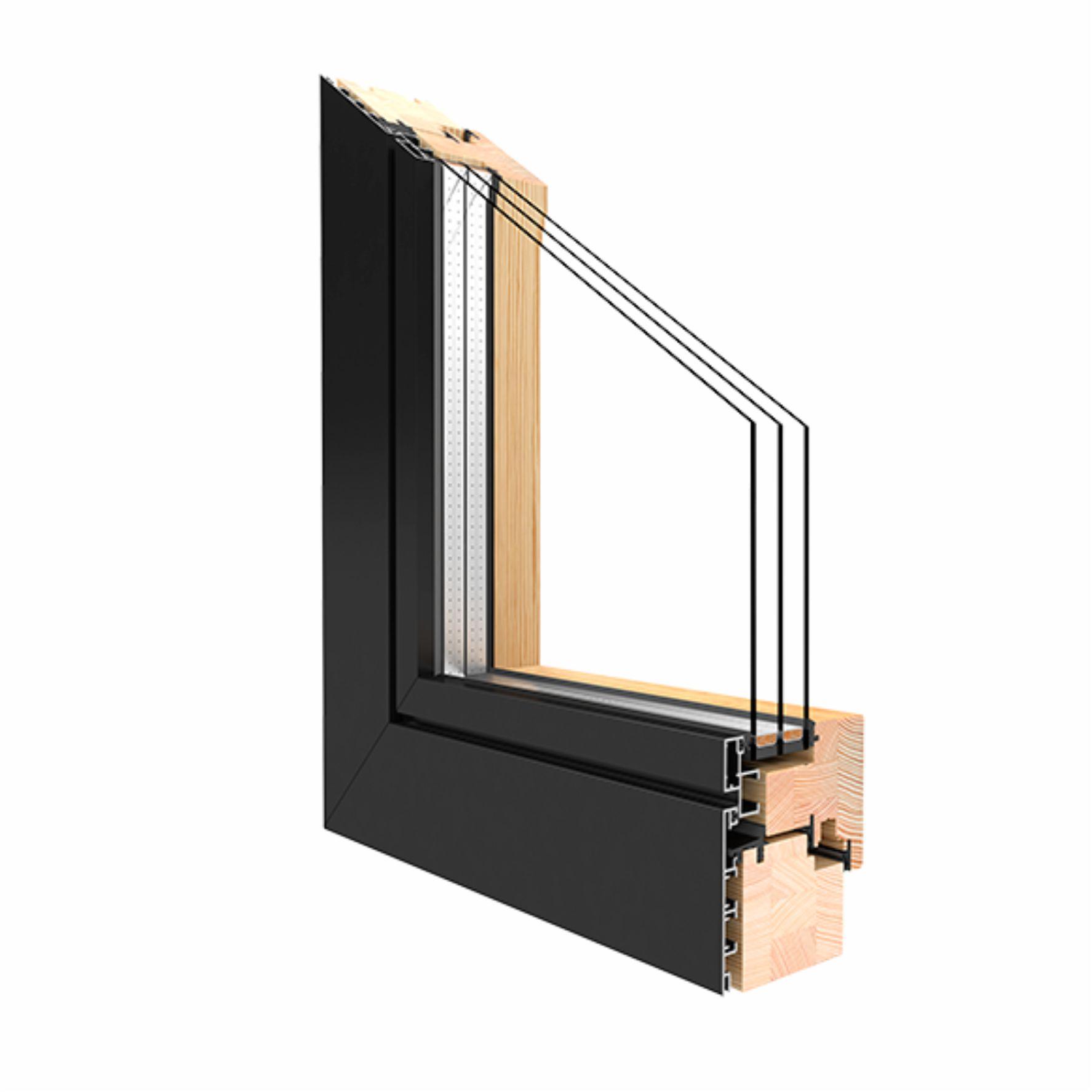 Groß Aluminium Fensterrahmen Extrusionen Galerie - Rahmen Ideen ...
