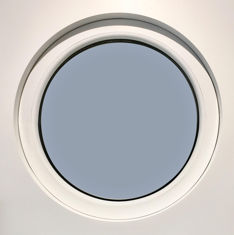 rundfenster bullauge rundes fenster rund fest 70mm rahmen alle gr en shop fenster alle profile. Black Bedroom Furniture Sets. Home Design Ideas