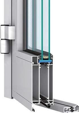 aluminium fenster und t ren mb 70 w rme und schalld mmung. Black Bedroom Furniture Sets. Home Design Ideas