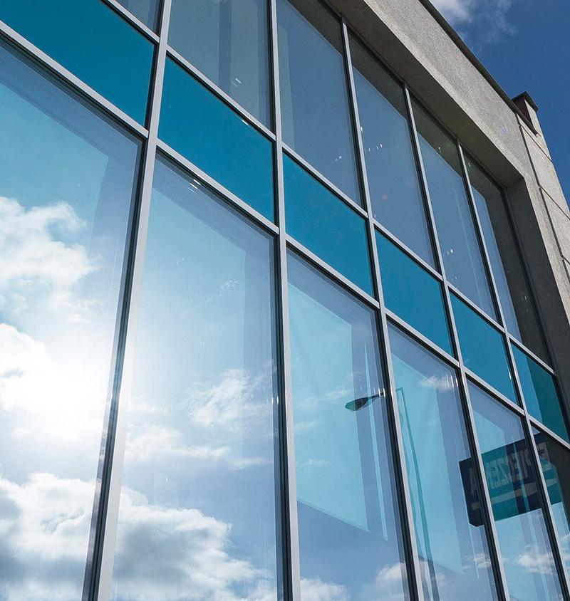 Aluminium-Fenster - viele Farben und Profile   fenstermaxx24.com
